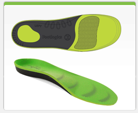 Footlogics Sports orthotics insoles