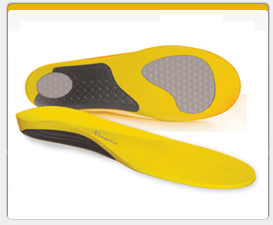 Footlogics Flexi orthotics insoles